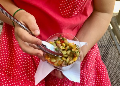 Succotash is never out of season; simply replace with seasonal vegetables. (Alabama NewsCenter)
